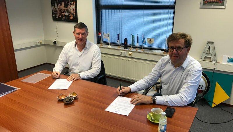 TVE Group en Megalux zijn een partnership aangegaan
